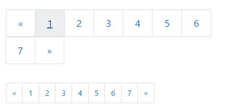 Pagination  Size