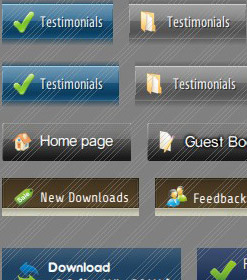 Rollover Buttons Fireworks Template Dreamweaver Drop Down Menus For Mac