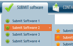 Create Dynamic Buttons Dreamweaver Orange Dreamweaver Templates