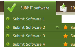 Flash Submenu Tutorial Dreamware Code Drop Down Menu Dreamweaver Cs4