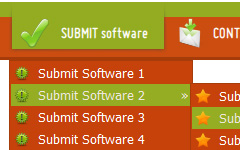 Submenu No Dreamweaver Template Parameters Dreamweaver Navigation