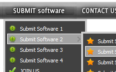 Transparent Navigation Buttons On Open Comportamiento En Dreamweaver Mx