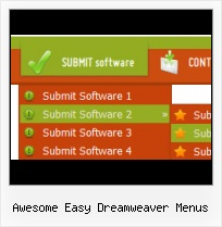 Dreamweaver Template With Drop Down Menus Dreamweaver 8 0 Popup Rollover Menu