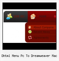 Html Css Layout Tutorial Dreamweaver Rounded Menu Html
