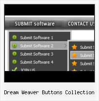 Dreamweaver Free Template Tab Menu Non Flash Animated Buttons