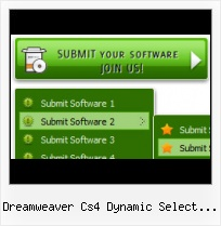 Dreamweaver Mx Dynamic Menu Animated Rollover Dreamweaver