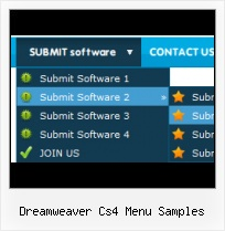 Create Web Button To Dreamweaver Cs4 Vertical Css Menu With Submenus Current