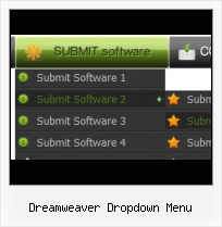Zoomba Free Dreamweaver Templates Dreamweaver List Menu