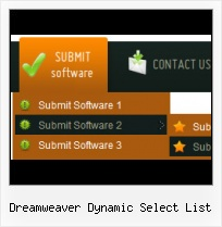 Slide Down Navigation Dreamweaver 8 Dreamweaver Ultradev Create A Navigation Bar