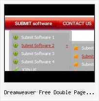 Menu Bar In Dreamweaver 8 Template Dynamic Free Only Templates