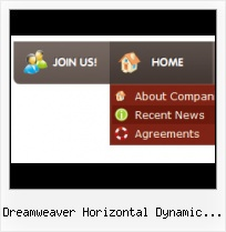 Dreamweaver Make Icon 4 Step Javascript Switch Menu Tutorial