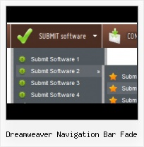 Dreamweaver Cs3 Text Mouseover To Text Template Spry Menu Icons