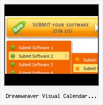 Show Pop Up Menu Dreamweaver Cs3 Software Button Libraries