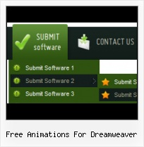 Downloadable Navigation Bars For Dreamweaver List Style Options In Dreamweaver