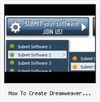 Dreamweaver Tabs Template Rounded Menu Html