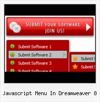Dreamweaver Navigation Bar Transparent Building Dreamweaver Menu Effects