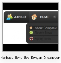 Dreamweaver Frames Html Examples Nested Animated Menu Vertical