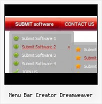 Animated Rollover Dreamweaver List Menu Com Icones