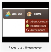 Animated Menu Using Dreamweaver Windows Xp How To Make List Menu Transparent