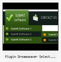 Navigation Bar Addon To Dreamweaver Buttons Created