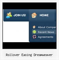 Menudrop Dreamweaver Left Side Web Menu
