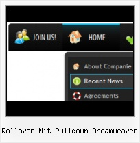 Dhtml Dreamweaver Templates Mouseover Dropdown Menu Free Form Button