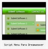 Free Dreamweaver Extension New Spry Menu Widgets