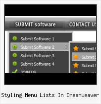 Tutorial Mouseover Menubar In Dreamweaver Fancy Buttons Templates For Websites