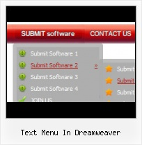Web Buttons In Dreamweaver Java Menus In Front Of Video