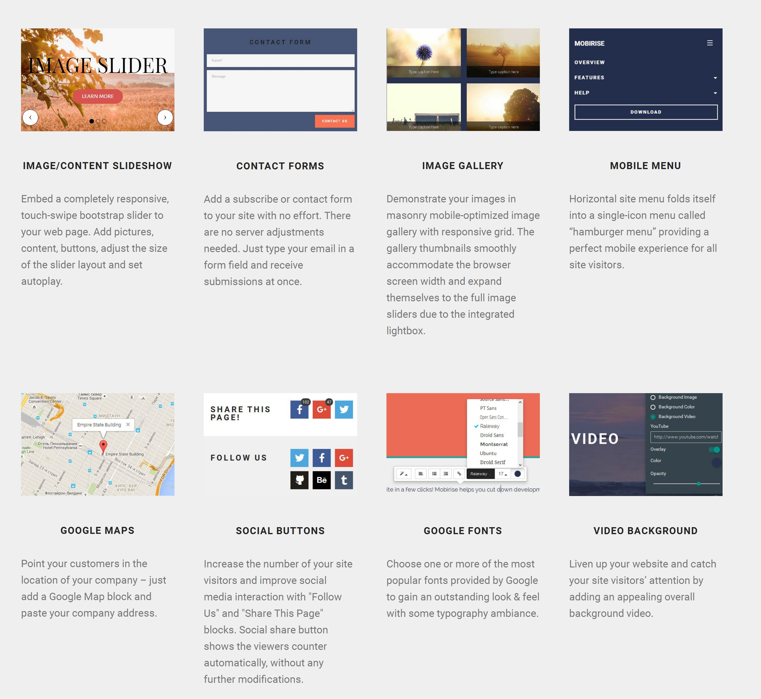 Simple Drag and Drop Web Page  Builder Review