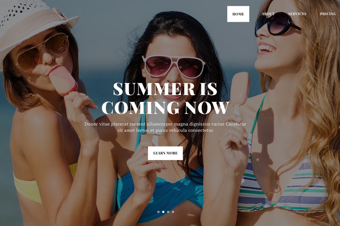 Free Download Bootstrap Travel Theme