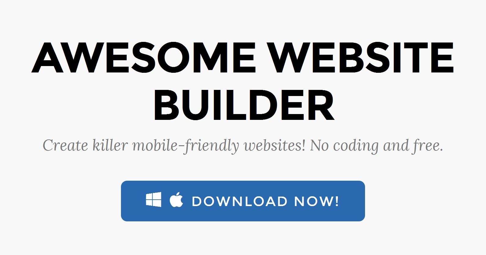 Free Website Design Software