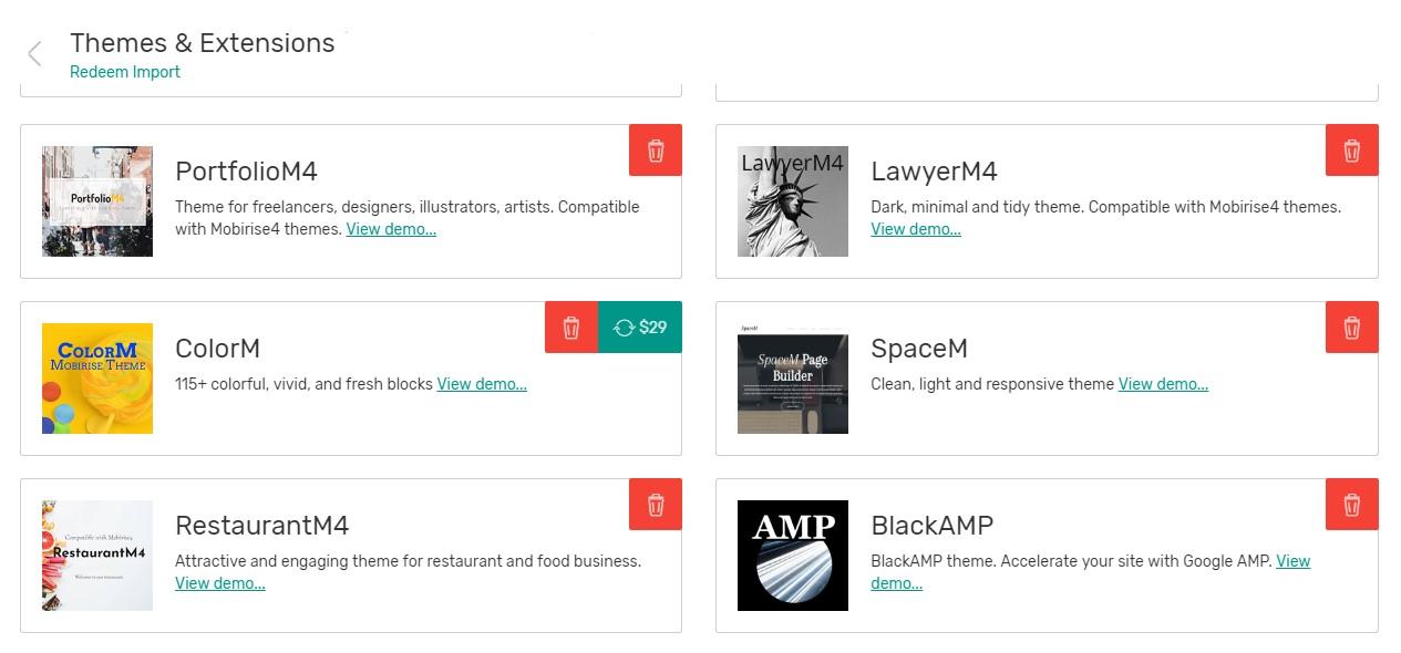 Bootstrap Website Software