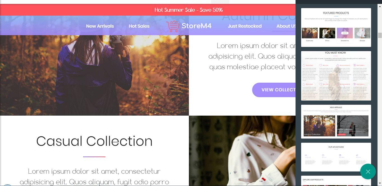 Responsive Webpage Theme