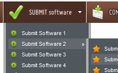 Submenu Template Dreamweaver Create Animated Submit Button In Dreamweaver