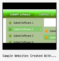 Sample Websites Created With Dreamweaver Template